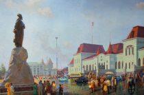 Программа праздничных мероприятий на День города Хабаровска 27 и 28 мая 2017 года, салют