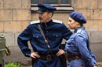 Сериал Комиссарша — сколько серий, содержание, актеры и роли