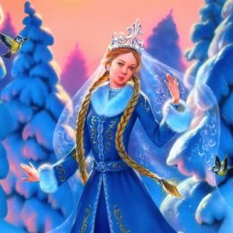 Текст песни «Песня Снегурочки»