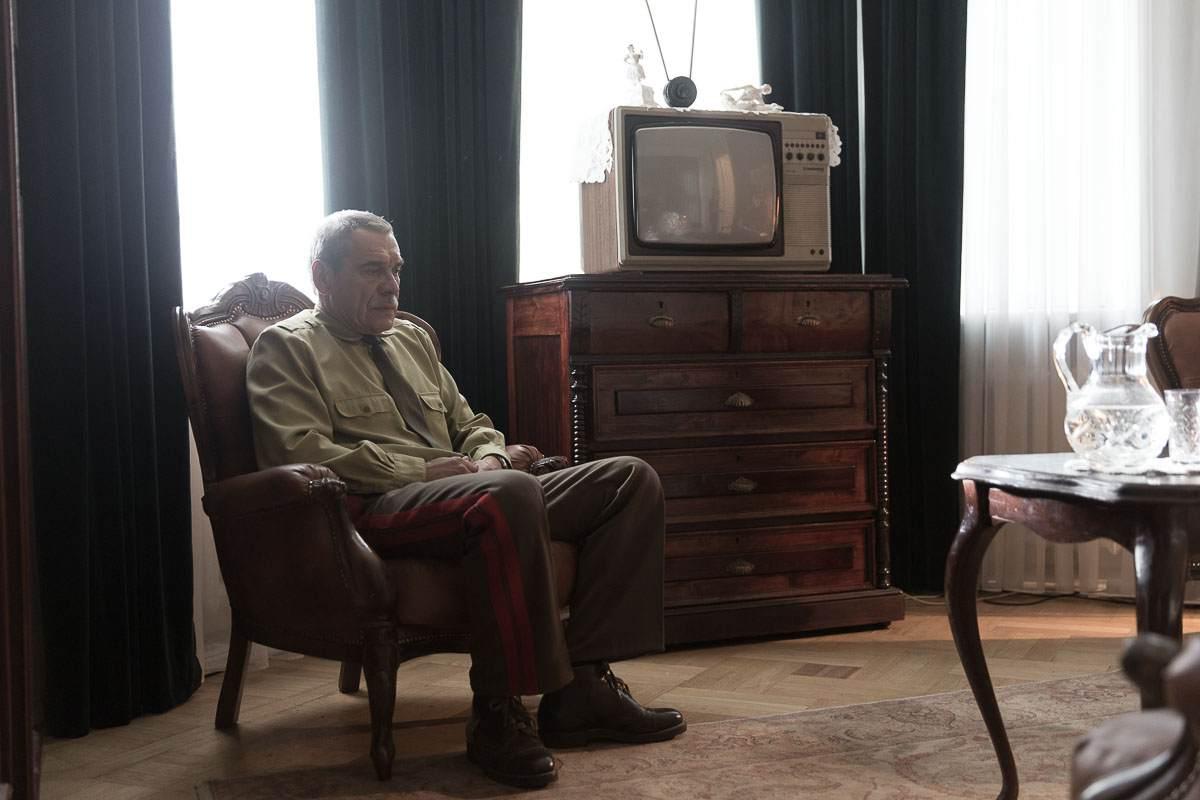 Сериал Крепость Бадабер - сколько серий, актеры и роли, краткое содержание