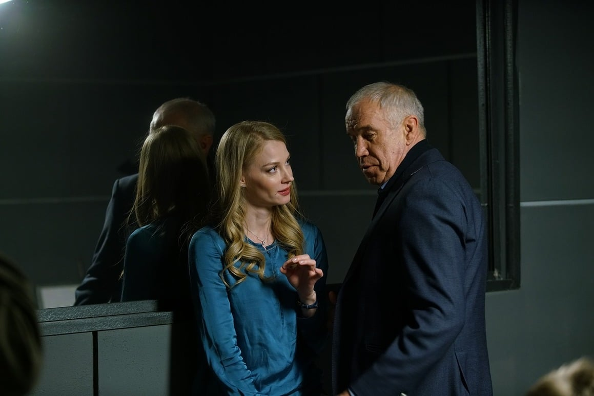 Сериал По ту сторону смерти на НТВ - сколько серий, актеры и роли, содержание