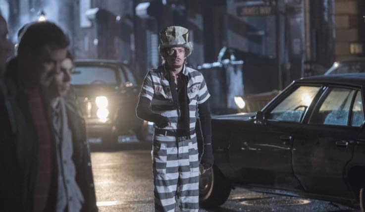 Сериал Готэм 16 серия 4 сезона - дата выхода, анонс, содержание