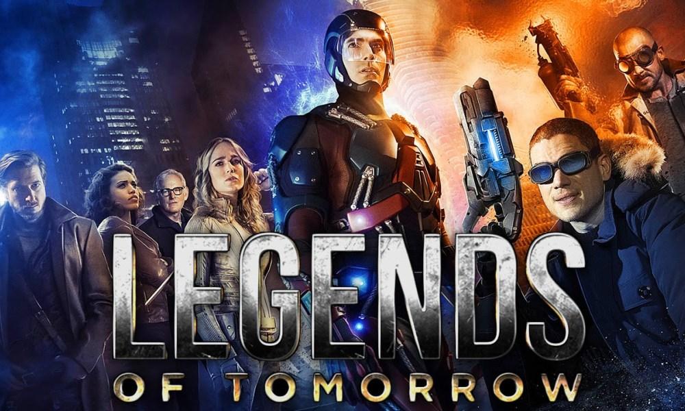 Легенды завтрашнего дня 13 серия 3 сезона - дата выхода, промо трейлер, содержание