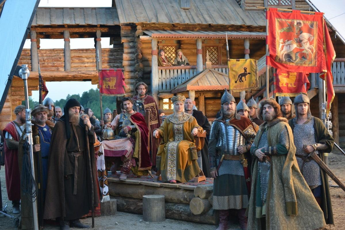 Сериал Золотая Орда (2018) - сколько серий, актеры и роли, содержание