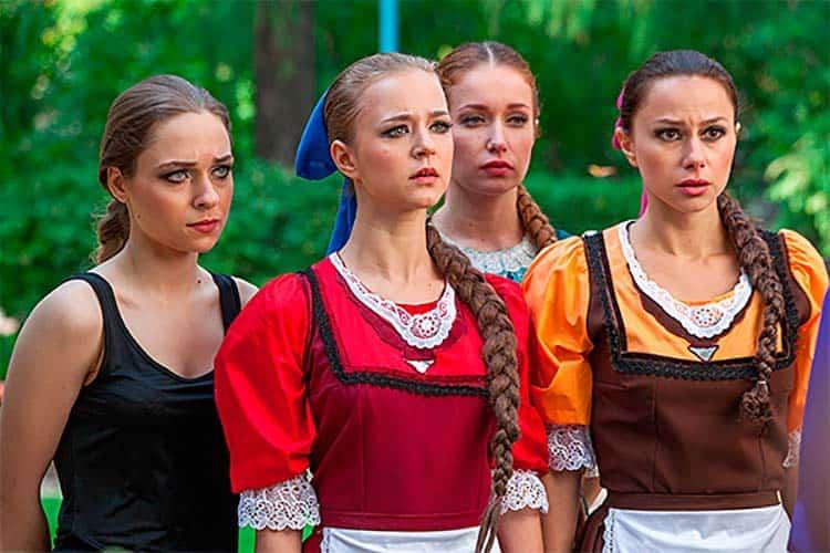Сериал Березка (2018) на Россия 1 - сколько серий, актеры и роли