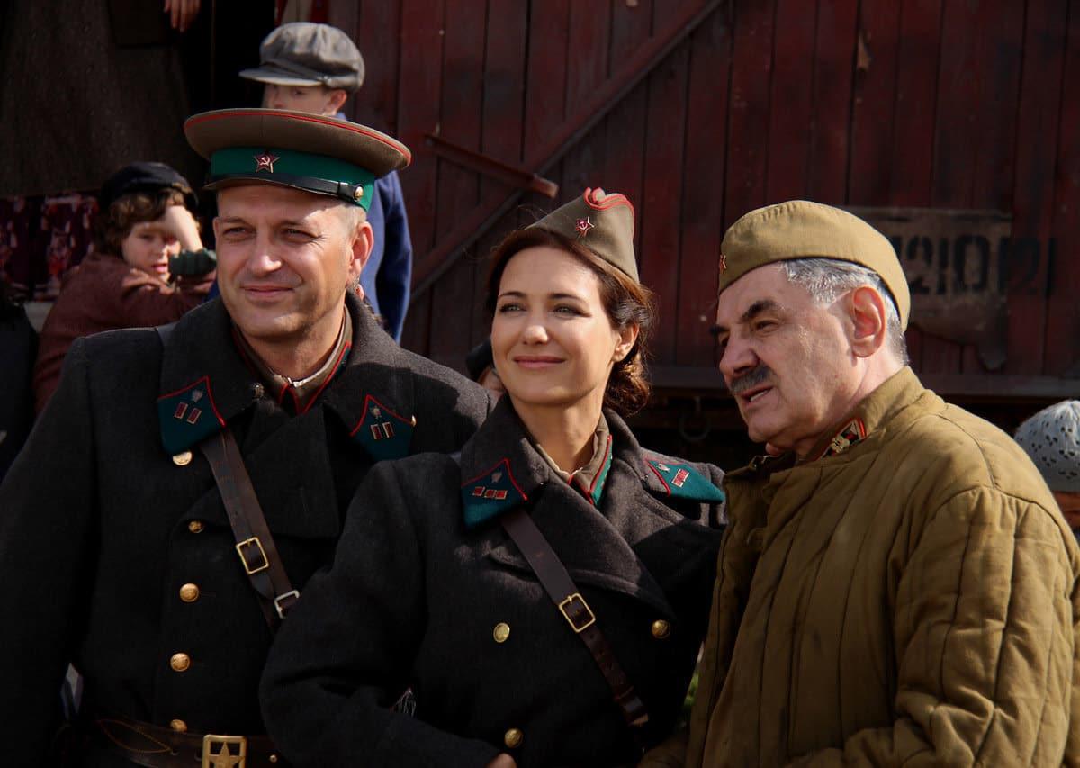 Сериал По законам военного времени (2 сезон) - сколько серий, содержание