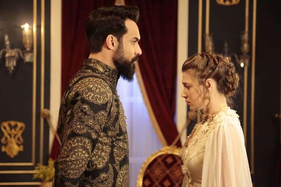 Сериал Султан моего сердца - сколько серий, описание