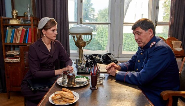 Сериал Шифр (2019) - содержание серий на Первом канале