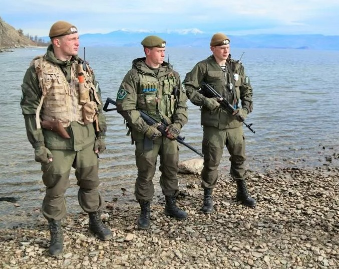 Сериал Заповедный спецназ на НТВ содержание серий