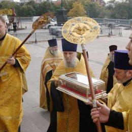 Где и когда можно поклониться мощам святителя Спиридона в 2018 году в России