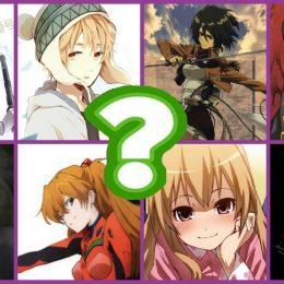 Что за аниме ответы 111 – 120 уровни