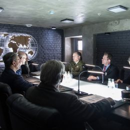 Сериал Операция Сатана (2018) сколько серий, описание